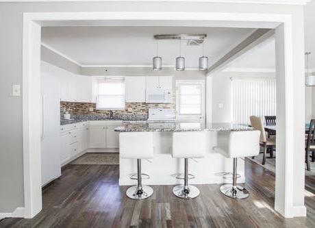 Inspirasi Interior Dapur Dan Ruang Makan Yang Menyatu
