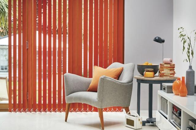 Keistimewaan Vertical Blind Untuk Dekorasi Rumah Modern