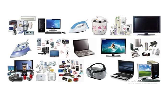Design Interior Untuk Ruang Penyimpanan Perangkat Elektronik
