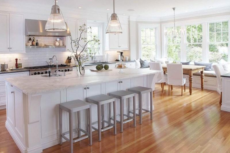 lantai vinyl dapur